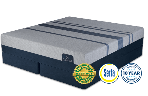 Serta Blue Max 5000 Elite Luxury Firm